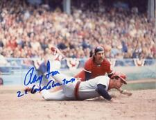 RAY FOSSE 2X GOLD GLOVE 70-71 SIGNED AUTOGRAPHED 8X10 PHOTO W/COA