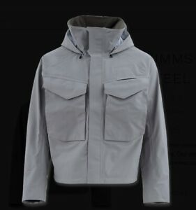 Brand New with Tags Simms Guide Gore-Tex Jacket, Size XL, Steel