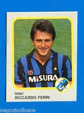CALCIO FLASH '86 Lampo - Figurina-Sticker n. 99 - R. FERRI -INTER-New