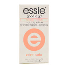 Essie NIB Good To Go Top Coat Couche Finition Rapid Dry + Shine KM