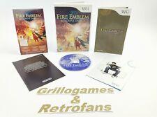 "Nintendo Wii Spiel "" Fire Emblem Radiant Dawn "" Pal"