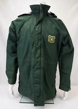 The North Face Men's USA Forest Service Jacket Green Medium