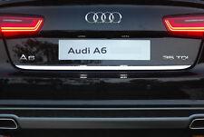 Audi A6 C7 Avant Estate - CHROME Rear Trim Strip Trunk Tuning Cover 3M Tailgate