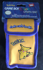 Vintage Gameboy Game Boy Color Pokémon Yellow Carrying Case Brand New! With Tag!