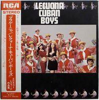 LECUONA CUBAN BOYS / MALAGUENA / LATIN / NIPPON VICTOR JAPAN OBI