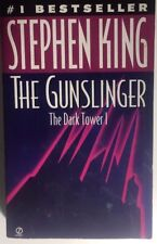 THE DARK TOWER 1 The Gunslinger by Stephen King (1989) Signet pb