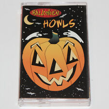 Halloween Howls Audio Cassette Tape 1999 Spooky Haunted House Sound Effects