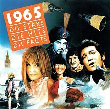 (CD) Die Stars Die Hits Die Facts 1965 - Sam The Sham & The Pharaohs, The Byrds