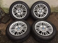 BMW 5er F10 F11 6er F12 Sommerkompletteräder RDKS RunFlat 225/55 R17 5,5-6,5 mm