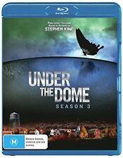 UNDER THE DOME : SEASON 3   (Blu Ray) - Sealed Region B