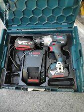BOSCH GSR 18V-85C+2x5,0ah+charger