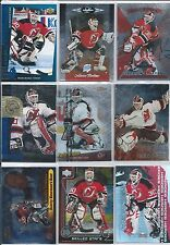 Martin Brodeur  All Different 25-Lot of Inserts & High End Base Cards  Lot 5