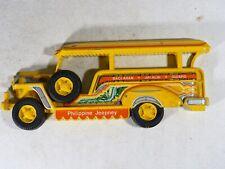 Promite - Philippine Jeepney Pro Model 82-2 - metal 18,5 x 7,8cm x 1,5 cm