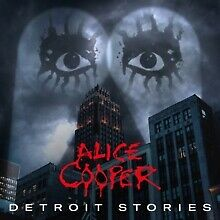 Alice Cooper Detroit Stories CD NEW