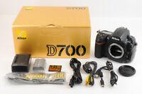 【TOP MINT 18968 Very Low Shot】NIKON D700 12.1MP Camera Body +32G CF BOX Strap JP