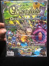 Exodus TCG Official Magazine Issue #3