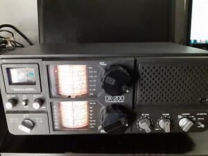 Realistic DX-200 Multimode Communications Receiver 150kHz-30MHz AM, ANL, SSB CW