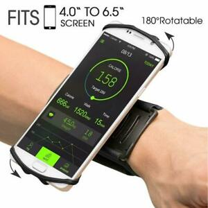 Genuine VUP® Sport Gym Running Wristband Phone Holder For iPhone Samsung Galaxy