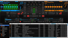 Mixxx 2018 (Professional DJ Mixing Software with Controller Support) USB PC/Mac