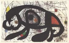 500 Miro 1979 Untitled (horizontal) Notecards