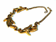 Bijou alliage doré collier signé comptoir des cotonniers necklace