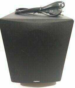 Definitive Technology ProSub 600 Powered Subwoofer Black - Tested