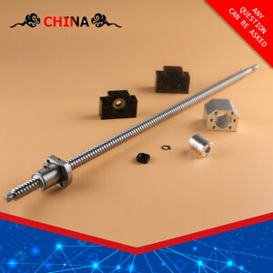 Ball Screw End Machine SFU1605 & BK/BF12 + Coupler + Ballnut Housing 1500mm AU