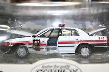 Gearbox 1:43 Scale 2001 FORD CROWN VICTORIA IACP CONFERENCE TORONTO #27155