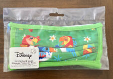 Disney Parks Enchanted Tiki Room Birds Cloth Face Mask ~Lg Sz~ 2020 New In Hand
