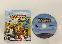 DreamWorks Super Star Kartz PS3 Playstation 3 No Case