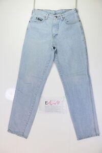 Wrangler boyfriend (Cod. E1649) Tg45 W31 L34  jeans usato vintage