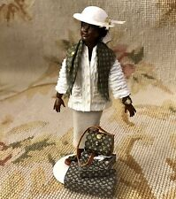 Pat Tyler Doll Dress Jacket Scarf Hat Watch Clothing Outfit Heidi Ott p911