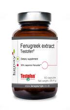 Fenugreek extract Testofen®, 60 capsules – dietary supplement