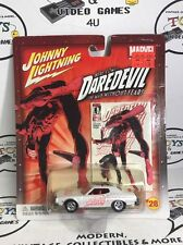 Johnny Lightning DAREDEVIL Die-Cast '74 FORD TORINO Marvel Comics #28