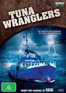 Tuna Wranglers - New & Sealed Region 4 DVD - FREE POST,