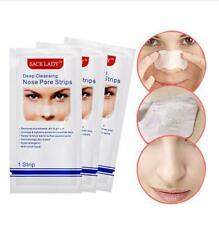 Sace lady14 Pcs Deep Cleansing Nose Strips Blackhead Remover Facial Cleaner Mask