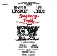 Broadway Cast - Sweeney Todd / O.B.C. [New CD] Bonus Tracks, Rmst