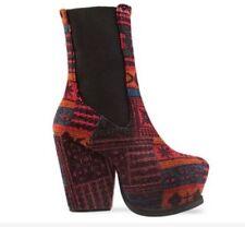 Women's Multi-Colored Boots