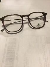 095681d48 LACOSTE L 2828 L2828 striped burgundy grey 604 Eyeglasses