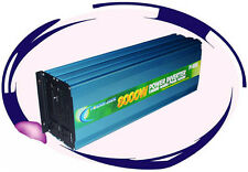 US Stock~16000W Max 8000W Sine Wave Power Inverter 12VDC/110VAC 60Hz Power Tools