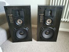 Vintage Pioneer CS-780 3 Way Speakers 110W
