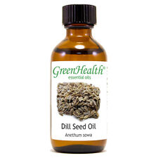 2 fl oz Dill Seed Essential Oil (100% Pure & Natural) - GreenHealth