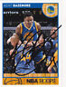 KENT BAZEMORE GOLDEN STATE WARRIORS SIGNED CARD LOS ANGELES LAKERS ATLANTA HAWKS
