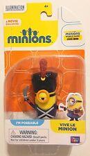 Minions Movie ~  Vive Le Minion Mini Figure (20218)