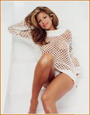 Hollywood Celebrity Art Photo Poster: EVA MENDES |24 inch by 36 inch| C