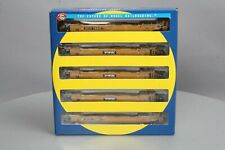 Athearn 92994 HO TTX Maxi III Well Car (Pack of 5) LN/Box