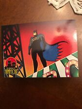 The Adventures Of Batman And Robin 90 Card Set Plus 12 Pop Up Card Insert Set