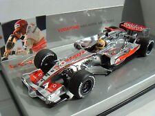 LEWIS HAMILTON - McLaren Mercedes MP/22 - Vodafone Edition - Minichamps 1:43