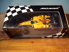1/18 MCLAREN MERCEDES MP4/20 2006 INTERIM TEST CAR PEDRO DE LA ROSA