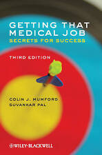 Getting that Medical Job: Secrets for Success-ExLibrary